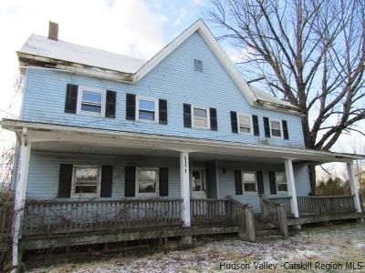 Accord Multi Family Home For Sale: 5161 Route 209
