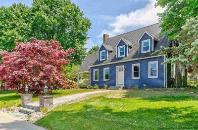 New Paltz Single Family Home For Sale: 40 S Manheim Boulevard