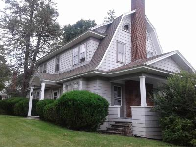 Liberty NY Single Family Home Fully Executed Contract: $119,700