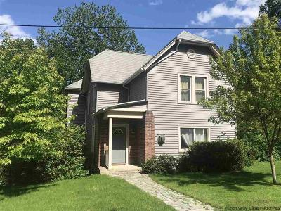 Single Family Home For Sale: 325 Girard Street