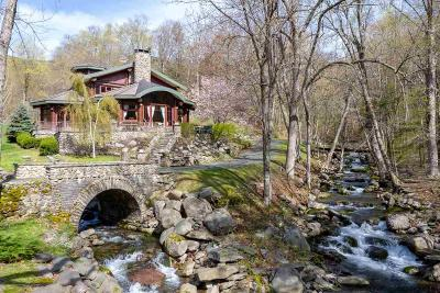Shandaken NY Single Family Home For Sale: $3,150,000
