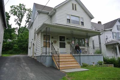 Saugerties Multi Family Home Fully Executed Contract: 97 West Bridge Street