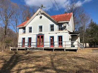 Red Hook Single Family Home Fully Executed Contract: 195 Spring Lake Road