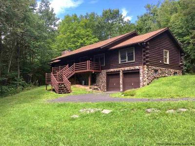 Shandaken Single Family Home Fully Executed Contract: 49 Erika Drive