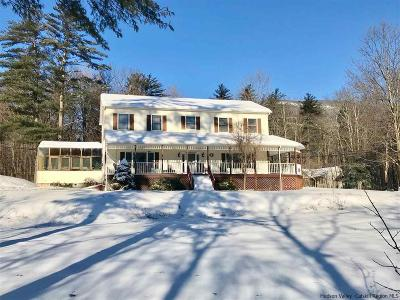 Saugerties Single Family Home Fully Executed Contract: 5 Club House Road