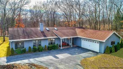 Single Family Home For Sale: 417 Red Top Road