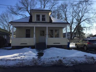 Ulster County Single Family Home For Sale: 12 Deyo St