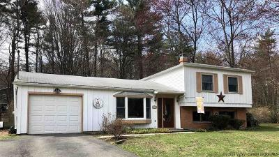 West Hurley NY Single Family Home Fully Executed Contract: $268,500