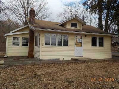 Saugerties Single Family Home For Sale: 585 Blue Mountain Road