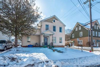Ulster County Multi Family Home For Sale: 137 First Avenue