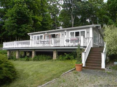 Ulster County Single Family Home For Sale: 267 Fishcreek Rd