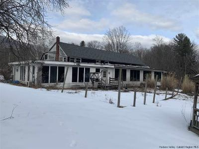 Saugerties Commercial For Sale: 1411 Route 212