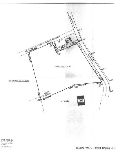 Saugerties Residential Lots & Land Fully Executed Contract: 17 Mynderse