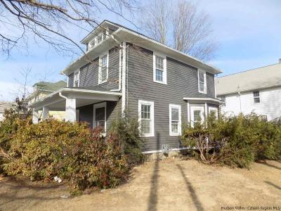 Kingston Single Family Home Fully Executed Contract: 4 Washington Avenue