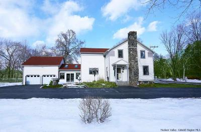 Stone Ridge Single Family Home Fully Executed Contract: 158 Pine Bush Road