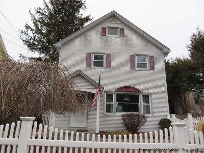 Highland Single Family Home For Sale: 574 New Paltz Road