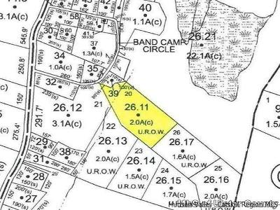 Saugerties Residential Lots & Land For Sale: Gladys Lane
