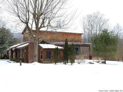 Saugerties Single Family Home For Sale: 10 Fawn Road