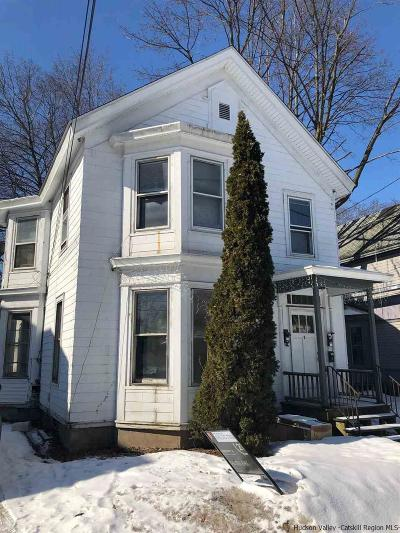 Kingston Multi Family Home Accepted Offer Cts: 267 Washington Avenue