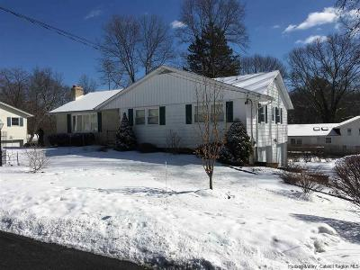 Hurley Single Family Home Fully Executed Contract: 365 Elmendorf Drive