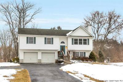 New Paltz Single Family Home Fully Executed Contract: 10 Maplebrook