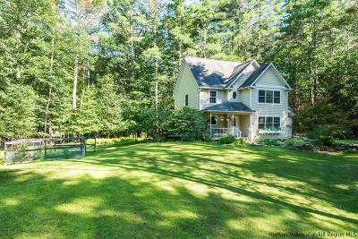 Woodstock Single Family Home Fully Executed Contract: 51 Cottonwood Lane