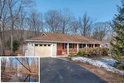 Saugerties Single Family Home Fully Executed Contract: 139 Van Buskirk Road