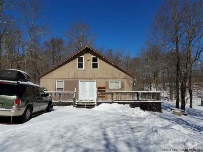Margaretville NY Single Family Home Fully Executed Contract: $199,900