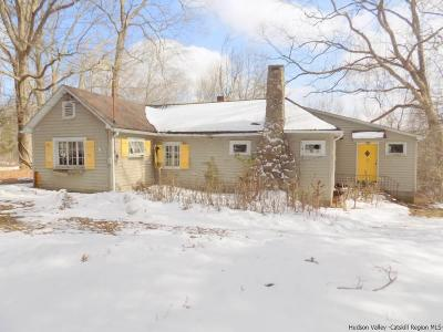 Pine Bush NY Single Family Home Fully Executed Contract: $88,900