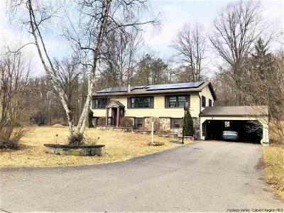 New Paltz Single Family Home Fully Executed Contract: 1 Liberty Street