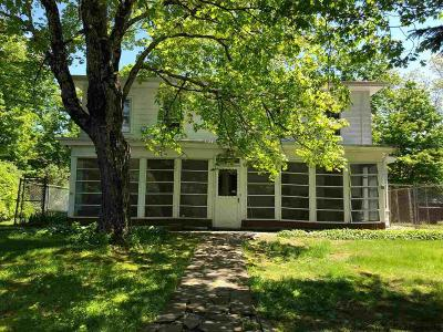 Saugerties Multi Family Home For Sale: 148 Band Camp Road