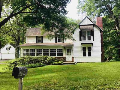 Saugerties Single Family Home For Sale: 150 Harry Wells Road