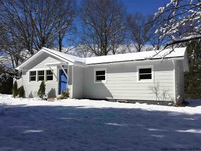 New Paltz Single Family Home Fully Executed Contract: 31 Walnut Grove