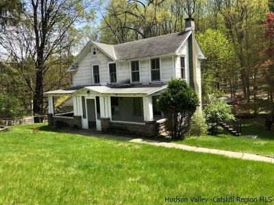 Single Family Home For Sale: 270 Union Center Road