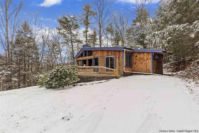Bearsville Single Family Home Fully Executed Contract: 417 Glenford-Wittenberg Road
