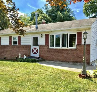 Single Family Home For Sale: 7 Reservoir