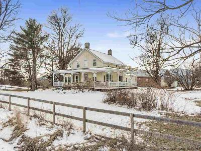 Catskill Single Family Home For Sale: 3085 Old Kings Road