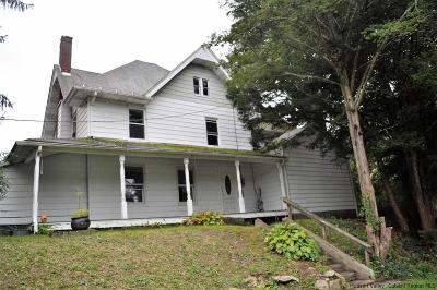 Clintondale Single Family Home Fully Executed Contract: 1006 Us Rt 44