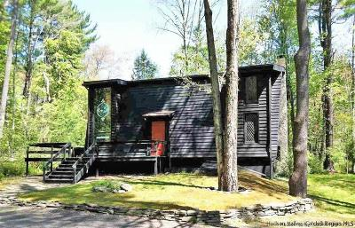 Woodstock NY Single Family Home For Sale: $539,000