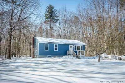New Paltz Single Family Home Fully Executed Contract: 139 River Road