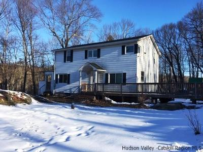 Highland Multi Family Home Fully Executed Contract: 596 Milton Turnpike