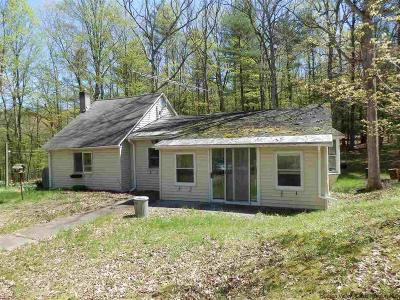 Greene County Single Family Home For Sale: 2254 Potic Mountain Road