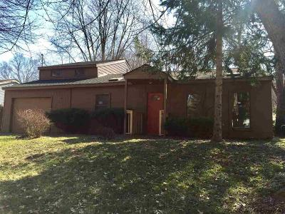 High Falls Single Family Home For Sale: 39 Center Road