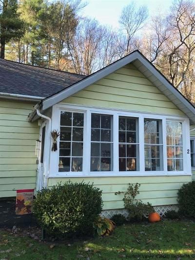 Ellenville Single Family Home Accepted Offer Cts: 2 Pershing Avenue