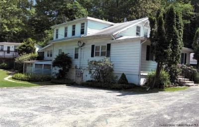Ulster County Multi Family Home For Sale: 606-616 Dewitt Mills Road