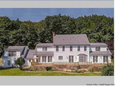 Milton Single Family Home For Sale: 420 Milton Turnpike