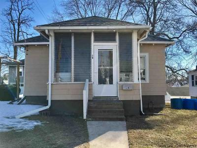 Kingston Single Family Home For Sale: 30 Snyder Avenue