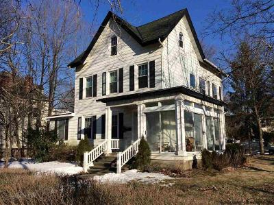 Kingston Single Family Home For Sale: 202 Albany Avenue