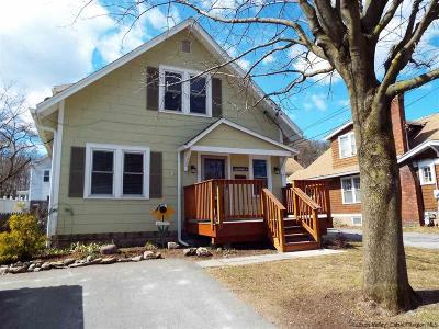 Saugerties Single Family Home For Sale: 190 Market St.