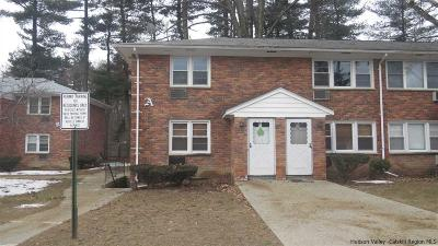 Dutchess County, Orange County, Sullivan County, Ulster County Condo For Sale: 2710 South Rd.
